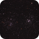 Double cluster on September 19, 2014 (Repost due to AB data loss),                                Kazimierz Chmielowiec