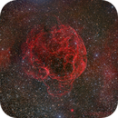 Sh2-240 Deep Sky West Remote Observatory,                                Deep Sky West (Lloyd)