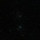 Perseus Double Cluster,                                ECNeilson
