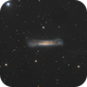 NGC 3628 - Hamburger Galaxy,                                Ianto1111