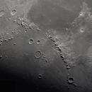 Moon panoramic mosaic,                                DustSpeakers