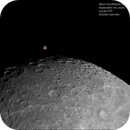 Mars Occultation by Moon,                                Ecleido Azevedo