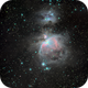 Orion nebula/ running man widefield,                                Doc_HighCo