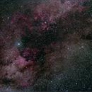 NGC7000 North America Nebula,                                Rob Ward
