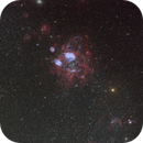 NGC 1760 HRGB Image,                                Eric Coles (coles44)