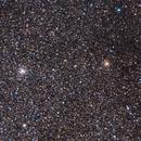 NGC6522 and NGC6528 - Double Globulars in Sagittarius,                                Shane Poage