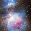 M42 - The Great Orion Nebula,                                Alessandro Cavallaro