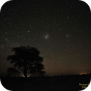 Small and Large Magellanic Clouds,                                Didier FOURNIL
