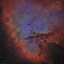 NGC 281,                                Tolga