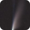 Comet Neowise (on its way out),                                drivingcat