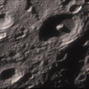 Piccolomini impact crater,                                kskostik