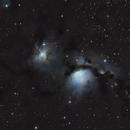 M78 in Orion,                                Nurinniska