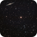 NGC891 and Abell347,                                Joschi
