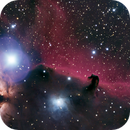 The Flame and Horsehead nebulars,                                Scagman
