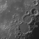 Moon 04.08.2018. Craters Ptolemaeus, Alphonsus, Arzachel,                                Sergei Sankov