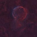 CTB-1 (Abell 85) Supernova Remnant (Starless),                                Douglas J Struble