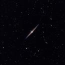 Needle Galaxy - NGC 4565,                                Hamiltonian