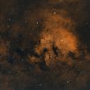 NGC7822 HOO,                                Starlord2407