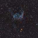 NGC2359 - Thor's Helmet (LRGB),                                Nick's Astrophotography