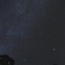Via Láctea próximo ao sul celeste.,                                Victor Brasil Sabbagh