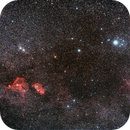 Milkyway between Cassiopeia and Perseus,                                deppski