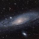 Galaxia de Andrómeda y satélites,                                J_Pelaez_aab