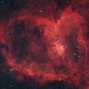 The Heart Nebula,                                Greg Derksen