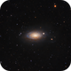 The Sunflower Galaxy - M63,                                Michael Lev