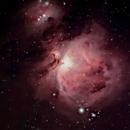 Orion Nebula (M42),                                Chris Morisette