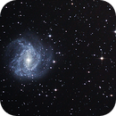 M83 - Southern Pinwheel galaxy,                                Samuel Müller