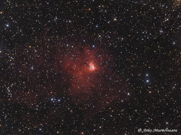 NGC 1491,                                Murtsi
