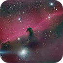 Horsehead in Color IC434,                                Seymore Stars