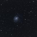 NGC 5457 (Messier 101),                                Ken Sturrock