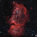 Soul Nebula, IC1848,                                Andrei Prakapovich