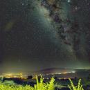 Milky Way Over Mauna Loa,                                JDJ