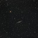 NGC 891,                                echosud