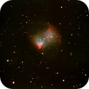 M27 Dumbell Planetery nebulae From France,                                Lionel