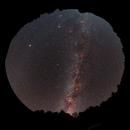 Autumn Milky Way,                                Nico Carver