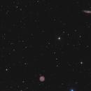 M97 and M108: Owl and Surfboard,                                Jonathan W MacCollum