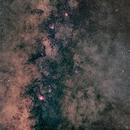 Milky Way Core,                                AstrophotographywithDan