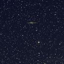 NGC 891,                                Rick Burke