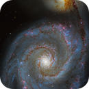 The Whirlpool Galaxy M51 (Messier 51); Hubble Space Telescope,                                Doug Griffith
