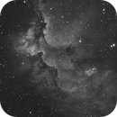 NGC 7380,                                John Leader
