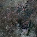 Cygnus Widefield #1 (Re-processed),                                Molly Wakeling