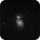 M51 luminance filtered,                                erdmanpe