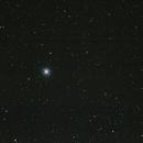 M13 Herclues Cluster,                                Miles Chatterji
