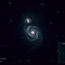M51 Whirlpool Galaxy,                                Robert Van Vugt