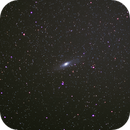 First Shot of any DSO (M31),                                q3w3e3