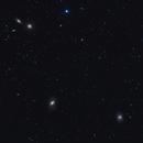 M 95, M 96, M 105, NGC 3389, NGC 3384, et. al.,                                Dean Jacobsen