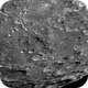 Moon crater Clavius - close-up-,                                Wanni